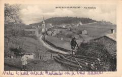 Montmelas Saint Sorlin Vue Generale - Montmelas-Saint-Sorlin