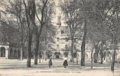 Fontenay Le Comte Le College - Fontenay-le-Comte