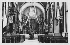 Mouthe Interieur De L'Eglise - Mouthe