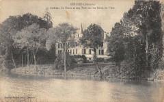 Guitres Chateau Du Deroc - Guîtres