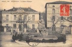 Bedarieux La Caisse D'Epargne - Bédarieux