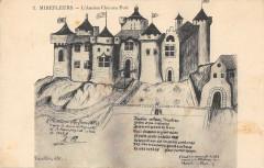 Mirefleurs L'Ancien Chateau Fort - Mirefleurs