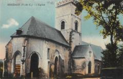 Houdain Eglise - Houdain