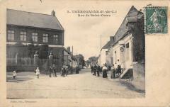Therouanne Rue De Saint Omer - Thérouanne