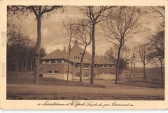 Sanatorium D'Helfaut Facade Du Parc L'Economat (cliché pas courant - Helfaut