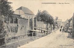 Fauquembergues Rue Des Moulins - Fauquembergues