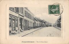 Fauquembergues Rue De Saint Omer - Fauquembergues