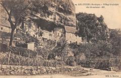 Les Eyzies Village Troglodyte Des Girouteaux - Les Eyzies