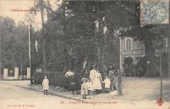 Villiers Sur Marne Angle Du Gros Chene Et Rue Du Lac 94 Villiers-sur-Marne