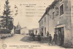 Clavieres De Montagne La Grande Rue - Clavières