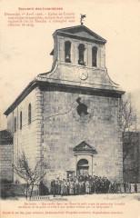 Souvenir Des Inventaires 1906 Eglise De Cazavet - Cazavet