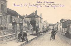 Viels Maisons Rue De La Charmois - Viels-Maisons