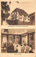 Buhl Murbach Hotel Rimlishof Pension De Famille Propr.blaser Probst - Buhl