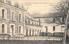 Etablissement Thermal De Gamarde Hall Et Salles A Manger (pas courante - Herm
