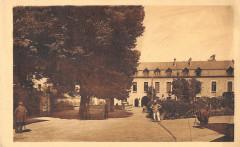 Villefranche De Rouergue La Cour De L'Hospice - Villefranche-de-Rouergue