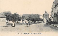 Lembeye Place Du Marche - Lembeye