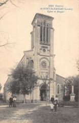 Mont De Marsan Eglise De Benquet - Benquet