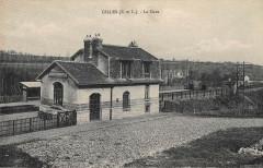Gilles La Gare (Cpa Rare - Gilles