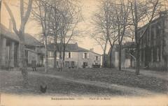 Beaumarches Place De La Halle - Beaumarchés
