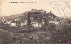 Rougemont Vue Generale - Rougemont