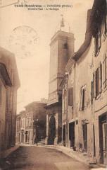 Donzere Grande Rue Horloge - Donzère