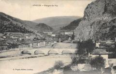 Anduze Gorges Du Pas - Anduze