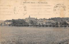 Gaujac Vue Generale - Gaujac