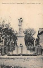 Monument Des Enfants De Montfrin - Montfrin