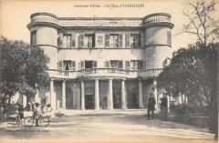 Env.uzes Chateau D'Argilliers - Argilliers