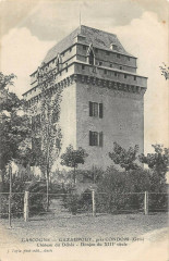 Gazaupouy Chateau Du Dehes - Gazaupouy