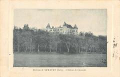 Env.de Samatan Chateau De Caumont - Samatan