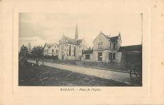 Baillou Place De L'Eglise - Baillou