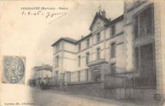 Paulhaguet Hospice - Paulhaguet