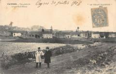 Cayres Vue Generale Aspect Sud Ouest - Cayres