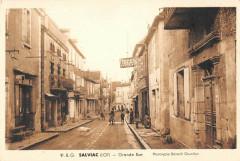 Salviac Grande Rue - Salviac