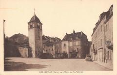 Sellieres Place De La Fidelite - Sellières