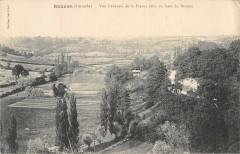 Rauzan Vue Generale De La Plaine - Rauzan