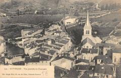 Vue Generale De Champeix - Champeix