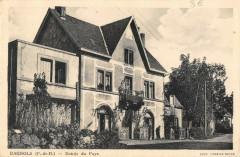 Bagnols Entree Du Pays - Bagnols