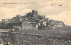 Le Chateau De Chalus Pres St Germain Lembron - Chalus