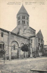 Chauriat Eglise - Chauriat