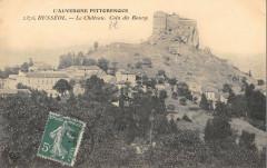 Busseol Le Chateau Coin Du Bourg - Busséol