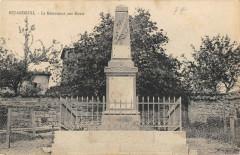Estandeuil Le Monument Aux Morts - Estandeuil