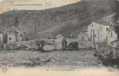 Le Vieux Pont De Saurier - Saurier