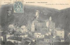 Saint Floret Vue Generale - Saint-Floret