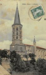 Soual Eglise - Soual