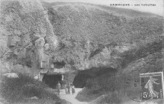 Gamaches Les Cahuttes - Gamaches