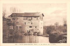 Gers Saint Jean Poutge Le Moulin Sur La Baise - Saint-Jean-Poutge