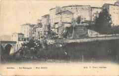 20 Corse Sartene Le Petraggio Fort Genois - Sartène
