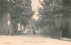 Cuxac D'Aude Avenue D'Ouveillan - Cuxac-d'Aude